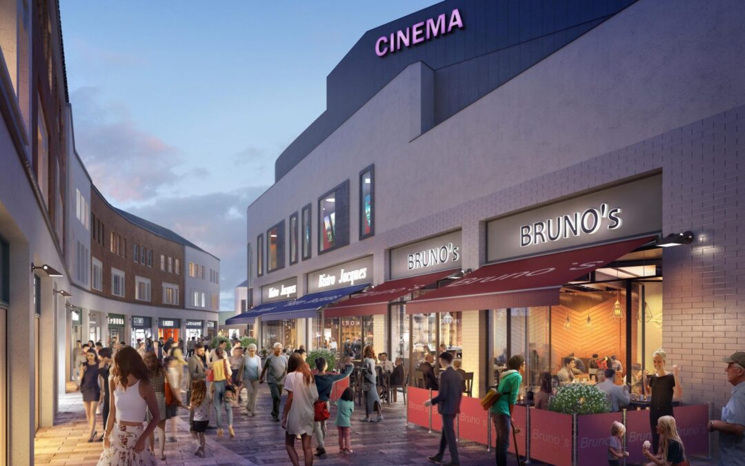 The Dolphin Shopping Centre, Brighton