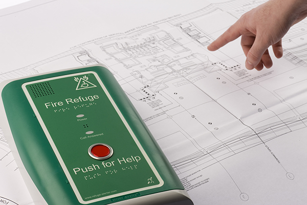 Have you got a project with requirements for fire safety systems for disabled people?