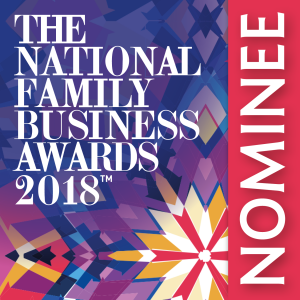 We have been nominated for multiple awards!